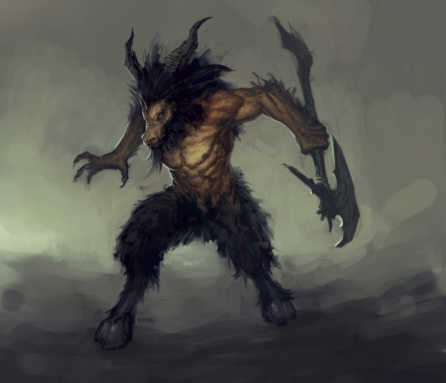 Кхазра в Diablo 3