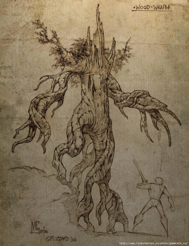 Ходуны в Diablo 3