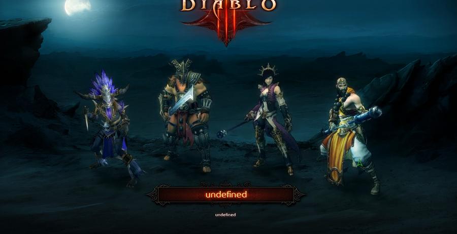 Diablo 3 классы
