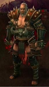 Варвар-мужчина в Diablo 3