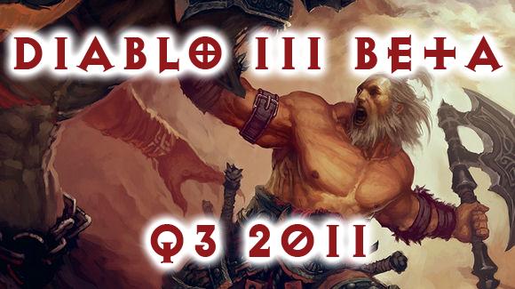 Diablo 3 Q3Beta