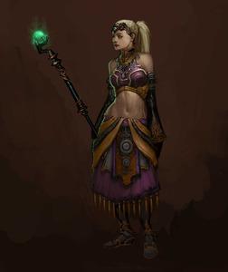 Eirena the enchantress (Ейрена, волшебница)