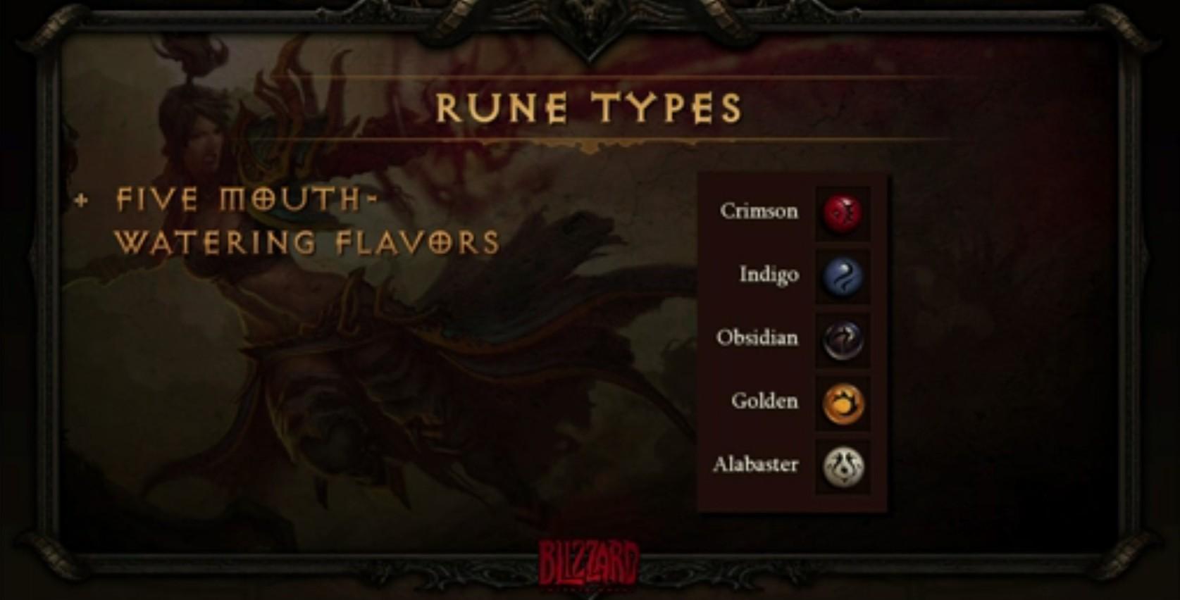 В Diablo III появится новая система рун