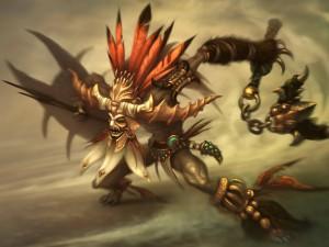 Колдун в Diablo 3