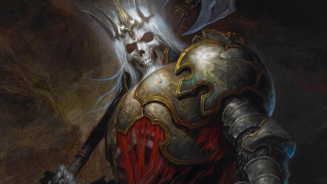 Король Леорик в Diablo 3