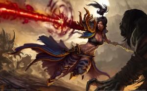 Чародей в Diablo 3