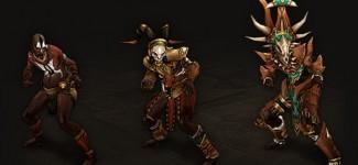 Активные навыки колдунов в Diablo III